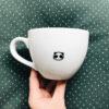 cups, porcelain_and_ceramics, interior-design, MUG PANDA 500 ML - kubek panda 500ml tyl 100x100