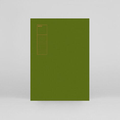 paper-goods, notebooks, NOTEBOOK LEKKI GREEN - LINED - lekki notebook green 00 470x470