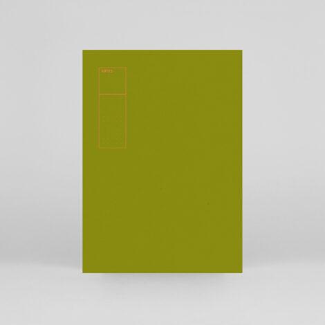 paper-goods, notebooks, NOTEBOOK LEKKI KIWI - DOTTED - lekki notebook kiwi 00 470x470