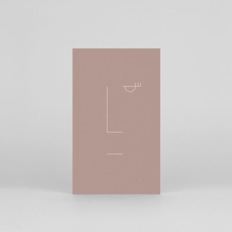 paper-goods, notebooks, NOTEBOOK LICO DUSTY PINK - lico notebook almond pink 470x470