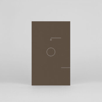 paper-goods, notebooks, NOTEBOOK LICO TERRACOTTA - lico notebook brown 350x350