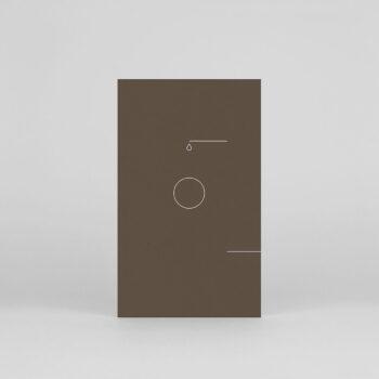 notizbuecher, papierartikel, NOTIZBUCH LICO TERRACOTTA - lico notebook brown 350x350