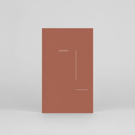 notizbuecher, papierartikel, NOTIZBUCH LICO TERRACOTTA - lico notebook terracotta 470x470