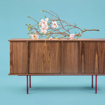 mobel, wohnen, sideboards, SIDEBOARD XOXO KISS - phormy UMAMI walnut 1 350x350