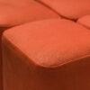 stools, furniture, interior-design, footrests, BENCH PUFFY - Puffy orange detail 2 100x100