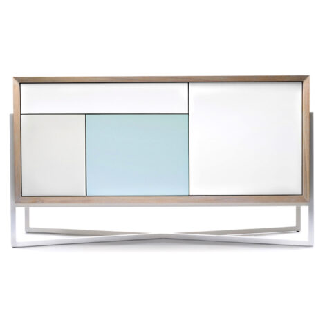 mobel, wohnen, sideboards, SIDEBOARD COMO - S phormy COMO front 2 470x470
