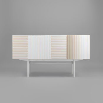 wohnen, sideboards, mobel, SIDEBOARD ORTO FULL HIGH - orto white 3 350x350