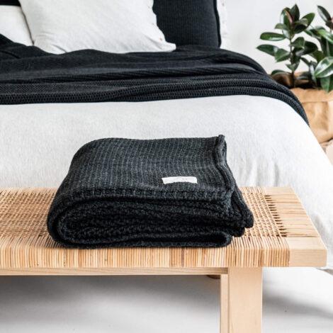 wohntextilien, wohnen, decken-und-ueberwuerfe, DECKE TAKE A REST ANTHRAZIT - 5048 moyha take a rest blanket anthracite 2 470x470