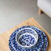 porzellan_und_keramik, wohnen, teller, SCHÜSSEL 60'S - QY1C0607 100x100