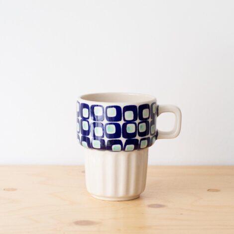 tassen, porzellan_und_keramik, wohnen, BECHER MIT KLEINEM HENKEL 60'S - QY1C0629 470x470