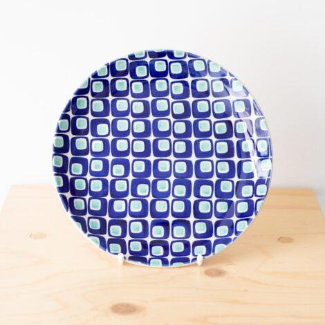 porzellan_und_keramik, wohnen, teller, KLEINER TELLER 60'S - QY1C0633 470x470