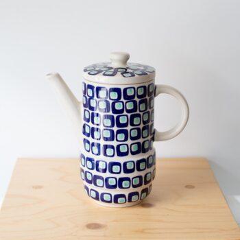 tassen, porzellan_und_keramik, wohnen, TASSE MIT UNTERTASSE 60'S - QY1C0644 350x350