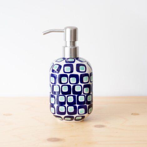 porcelain_and_ceramics, home-accessories, others, interior-design, SOAP DISPENSER 60'S - QY1C0652 470x470