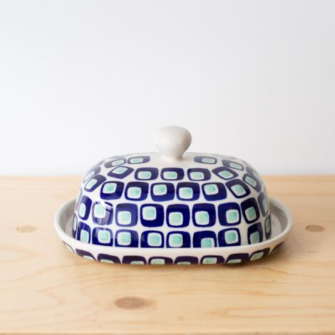 porcelain_and_ceramics, others, interior-design, LARGE BUTTER DISH 60'S - QY1C0653 470x470
