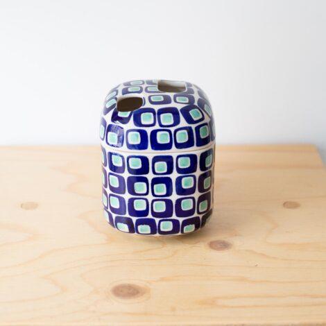 porzellan_und_keramik, wohnaccessoires, wohnen, porzellan-andere, ZAHNBÜRSTENBECHER 60'S - QY1C0654 470x470