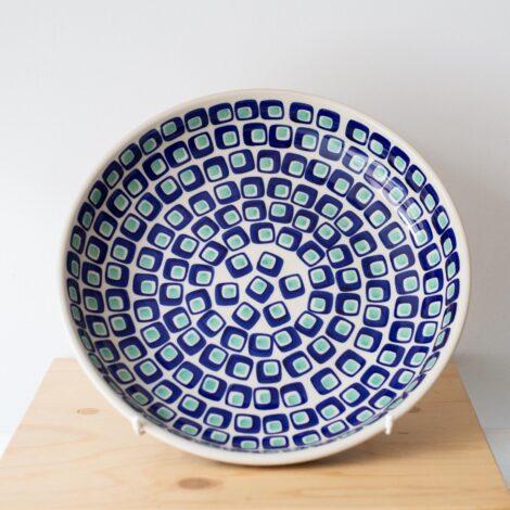 porzellan_und_keramik, wohnaccessoires, wohnen, teller, schalen-und-tabletts, GROßE SCHALE 60'S - QY1C0658 470x470