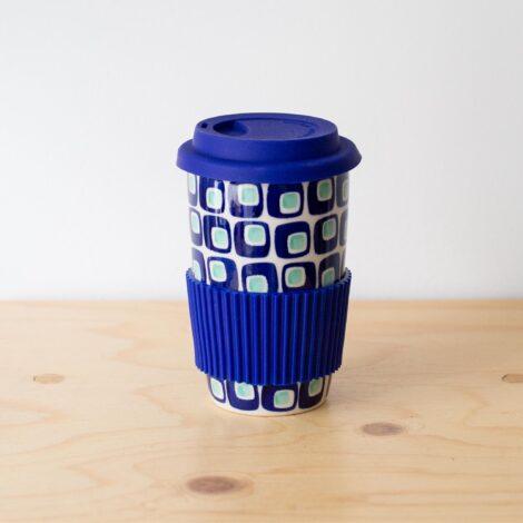 tassen, porzellan_und_keramik, wohnen, KAFFEE TO GO BECHER 60'S - QY1C0659 470x470
