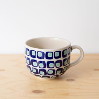 porcelain_and_ceramics, interior-design, cups, LARGE COFFEE CUP 60'S - QY1C0661 350x350