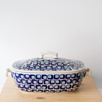 porcelain_and_ceramics, others, interior-design, LARGE CASSEROLE DISH WITH A LID 60'S - QY1C0665 350x350