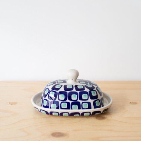 porzellan_und_keramik, wohnen, porzellan-andere, KLEINE BUTTERDOSE 60'S - QY1C0671 470x470