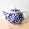 porzellan_und_keramik, wohnen, kannen, TEEKANNE MIT STÖVCHEN 60'S - QY1C0677 100x100