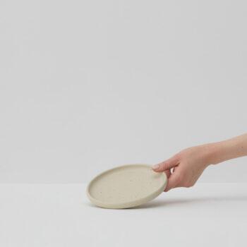 porzellan_und_keramik, wohnen, teller, WAVE FRÜHSTÜCKSSCHALE - IRIS SIDE PLATE2 350x350