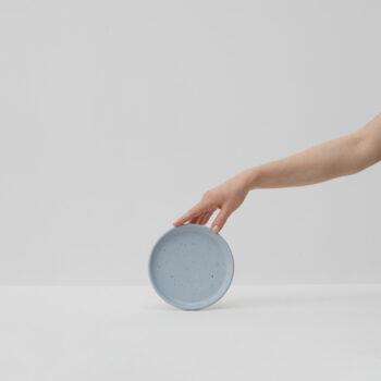 tassen, porzellan_und_keramik, wohnen, YOKO TASSE 200ML - WAVE SIDE PLATE1 350x350