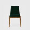 chairs, furniture, interior-design, CHAIR 200-125 VAR SHINY VELVET - 366 Concept 200 125 Var Chair W03 Shine Velvet Emerald front 100x100