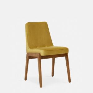 , 366-Concept-200-125-Var-Chair-W03-Shine-Velvet-Mustard - 366 Concept 200 125 Var Chair W03 Shine Velvet Mustard 300x300