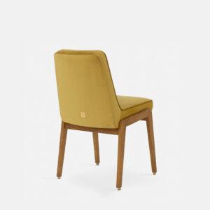 , 366-Concept-200-125-Var-Chair-W03-Shine-Velvet-Mustard-back - 366 Concept 200 125 Var Chair W03 Shine Velvet Mustard back 300x300