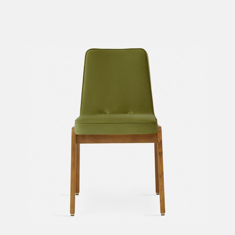 366-Concept-200-125-Var-Chair-W03-Shine-Velvet-Olive-front