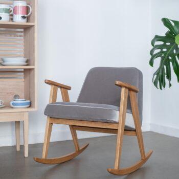 sale-en, rocking-chairs, interior-design, furniture-sale, furniture, ROCKING CHAIR 366 VELVET MOUSE GREY - DISPLAY ITEM - QY1C8382 350x350