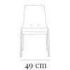 stuhle, mobel, wohnen, STUHL 200-125 VAR LOFT - Var front 100x100