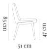 stuhle, mobel, wohnen, STUHL 200-125 VAR LOFT - Var side 100x100