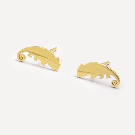 jewellery, sale-en, jewellery-sale, earrings, EARRINGS CHAMELEON PLATED WITH GOLD - kameleon 1a 470x470