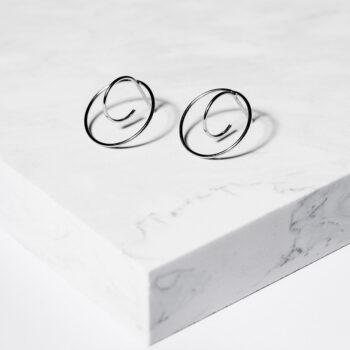 jewellery, earrings, EARRINGS O-LINE 1 - 1570 ab ol e1 2 350x350