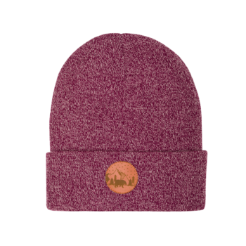 bekleidung, sale, mutzen, accessoires-sale, accessoires-bekleidung, KURZE MÜTZE SENFGELB - hat beanie cotton melange burgundy pink 5906742647525 350x350