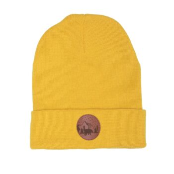 bekleidung, sale, mutzen, accessoires-sale, accessoires-bekleidung, BEANIE CORAL+MINT - hat beanie cotton yellow126D kabak 5906742647242 350x350