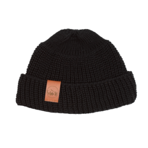 , hat_short_thick_knitted_cotton_black_5906742648614 - hat short thick knitted cotton black 5906742648614 300x300