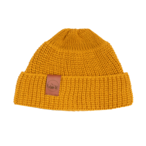 , hat_short_thick_knitted_cotton_mustard2012km_5906742648645 - hat short thick knitted cotton mustard2012km 5906742648645 300x300