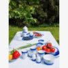 porcelain_and_ceramics, others, interior-design, SUGAR BOWL COBALT BLUE - filizanka 100ml espresso kobalt reliefowe paski 5 100x100