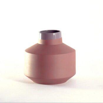vases, porcelain_and_ceramics, interior-design, VASE BERTA PINK - wazon berta rozowa 350x350