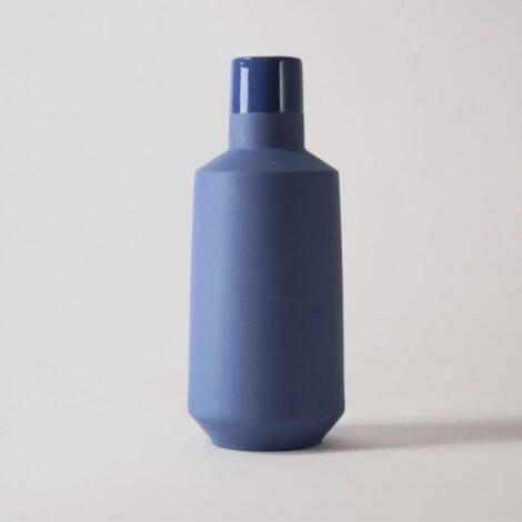 vases, porcelain_and_ceramics, interior-design, VASE TOMEK BLUE - wazon tomek niebieski 470x470